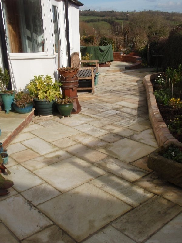 Hard Landscaping - Paving