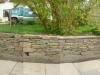 Hard Landscaping - Classic Stone Wall